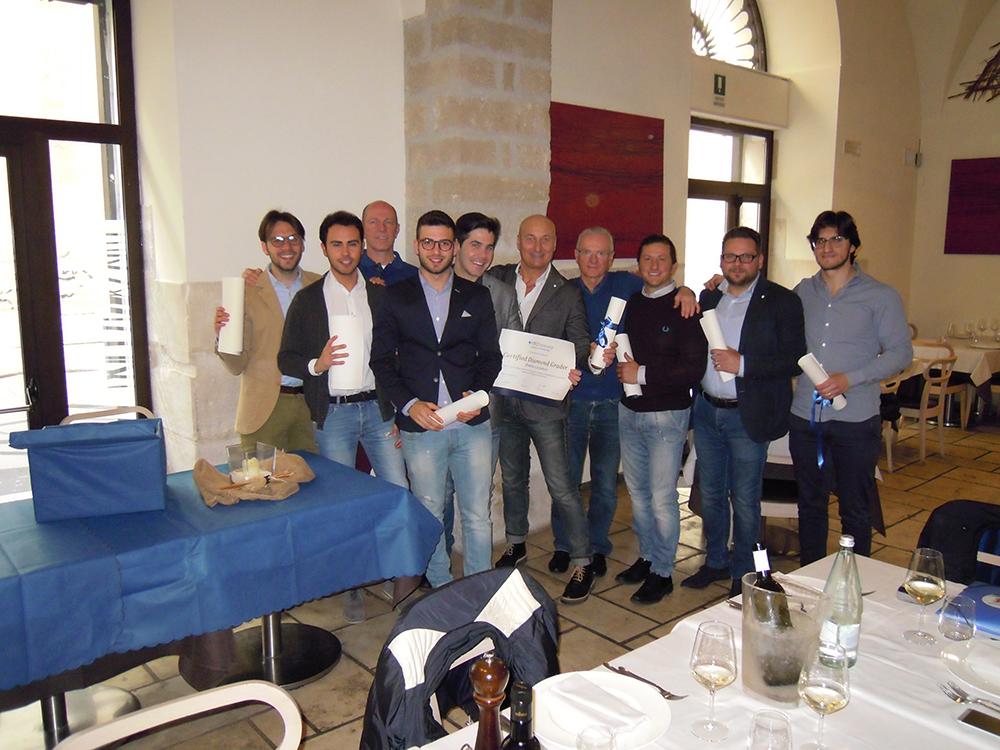 Certified Diamond Grader | Bari, Italy