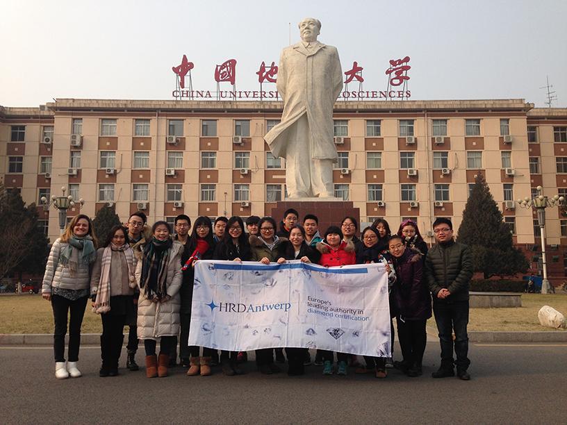 Certified Diamond Grader   Beijing, China