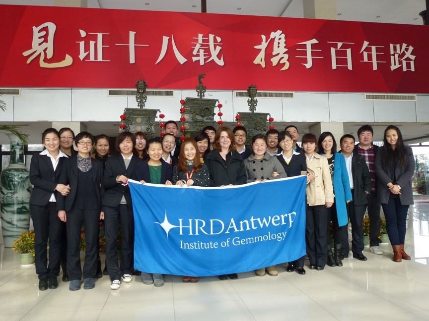 Certified Diamond Grader | Shanghai, China