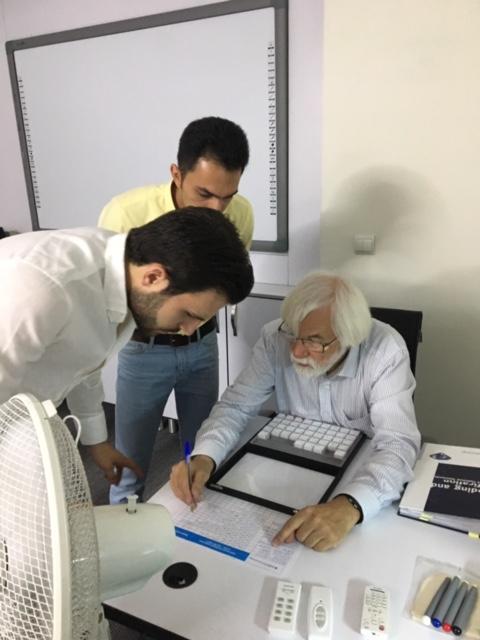 Certified Diamond Grader | Tehran, Iran