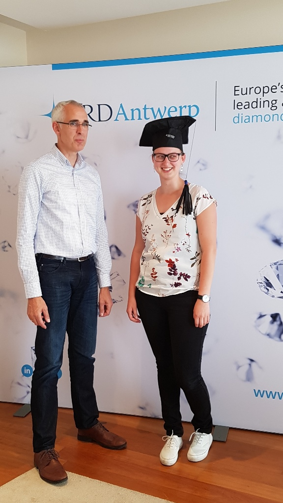 Certified Diamond Grader   Dutch