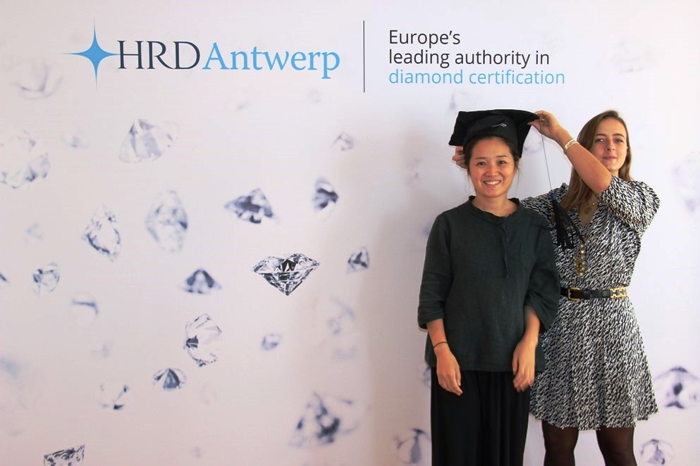 Certified Diamond Grader | English