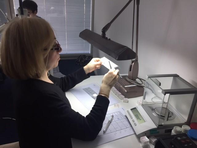 Certified Diamond Grader | Milano, Italy