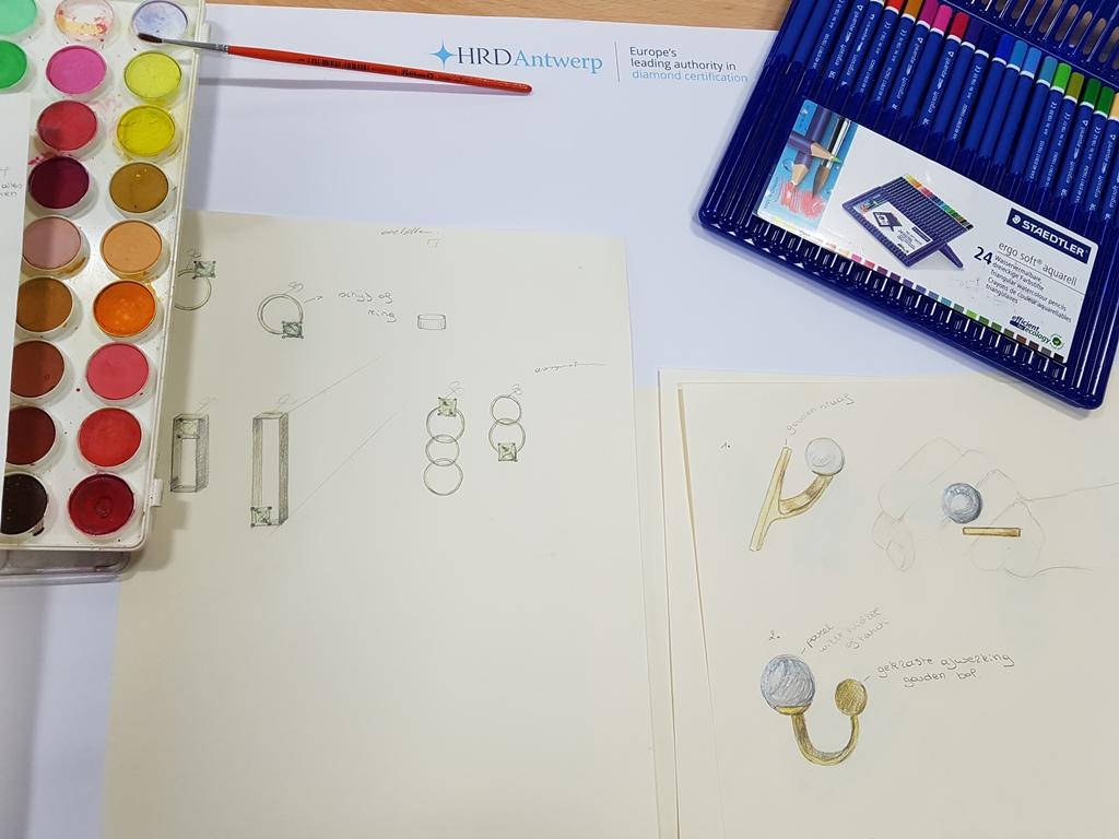 Jewellery Design | private course