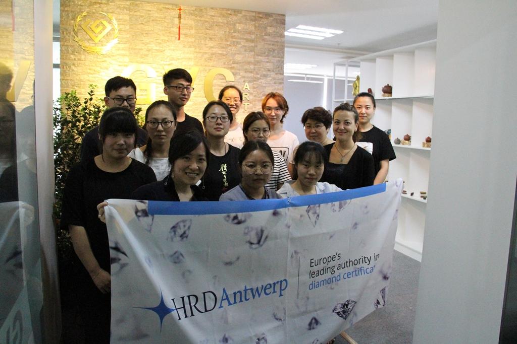 Certified Diamond Grader   Tianjin, China