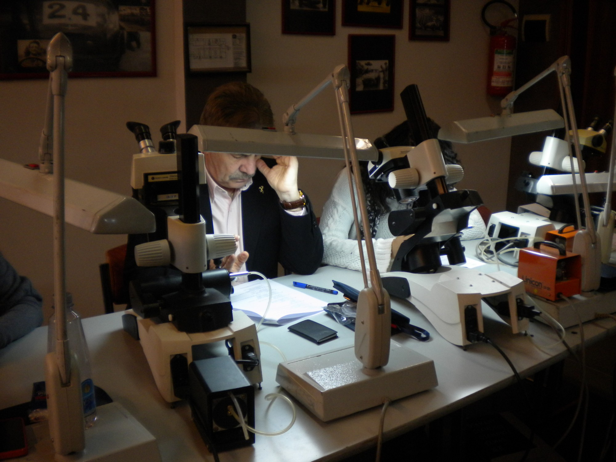 Certified diamond Grading | Modena, Italy