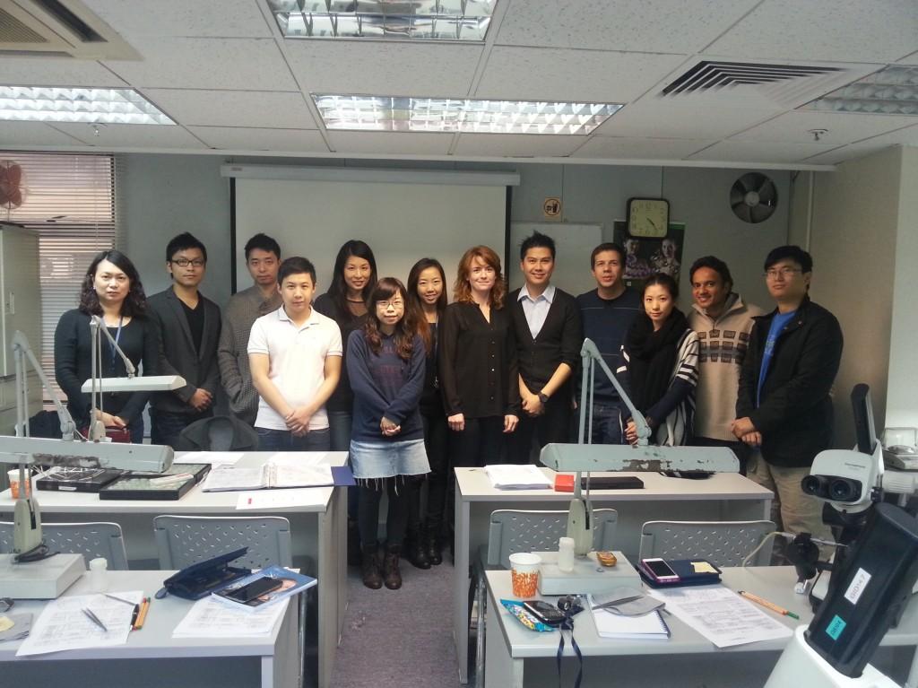 Certified Diamond Grader | Hong Kong