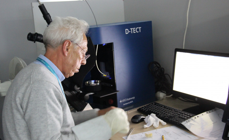 Hands-on workshop Diamond Spectroscopy