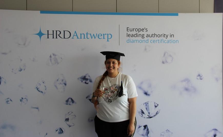 Certified Diamond Grader | French (CDGF1804)