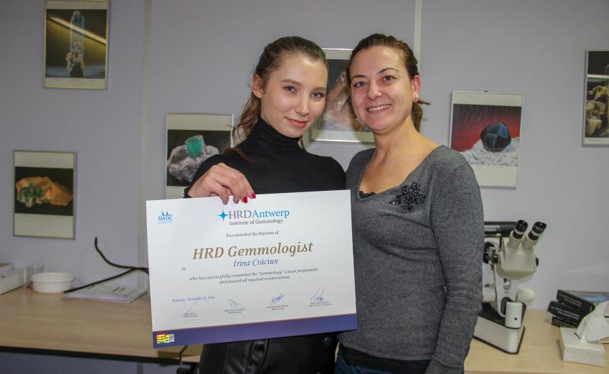 Gemmology advanced course