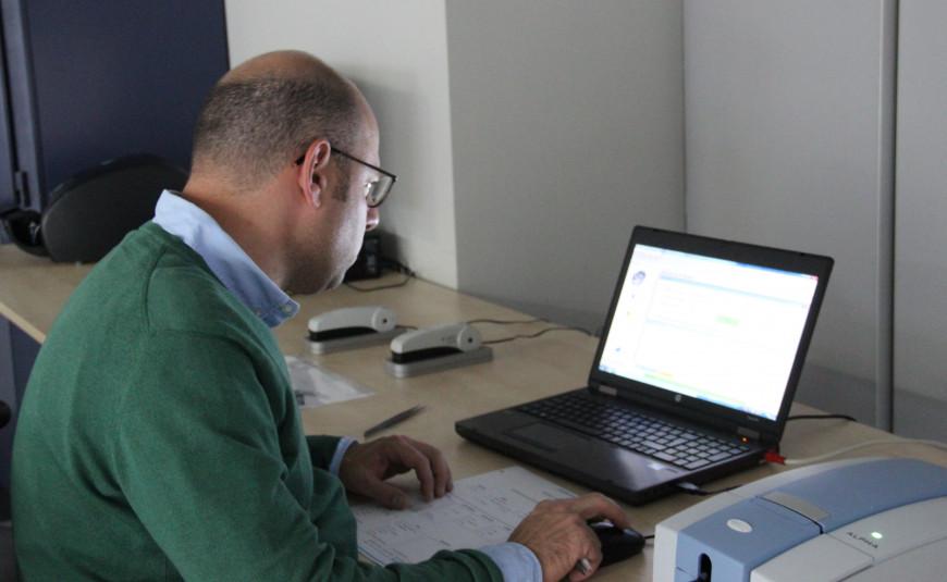 Hands-on workshop Diamond Spectroscopy